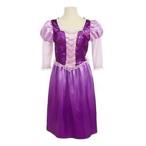 Other - Disney Princess Tangled Rapunzel Gown  + Jewelry